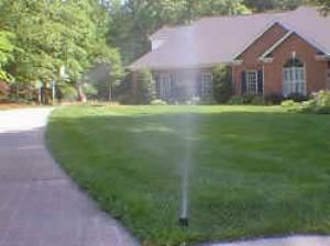 Get Estimate Sprinkler System Questions